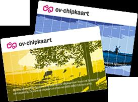 OV-chipkaart foto